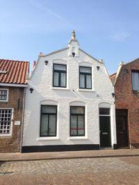 huis wit schilderwerk